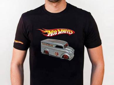 Tshirt Baju HOT WHEELS HW10 TSV Siap Pos Laju