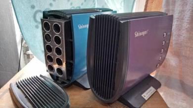 Air purifier model shinnyes-sy702p