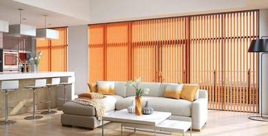 Vertical Blinds Commercial # Residential Curtain