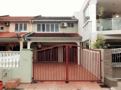 2sty Terrace House TAMAN SURIA JAYA, Alam Damai, Cheras (20 x 75)