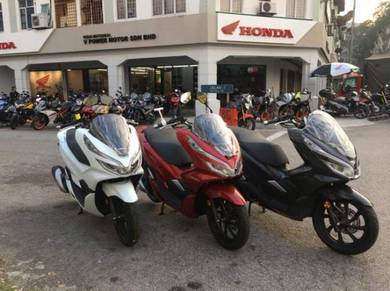 Honda PCX 150 ( Full Loan & Ready Stock )