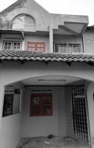 Puchong Intan, double storey terrace house