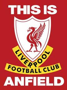 Poster THIS IS ANFIELD SAIZ A 1
