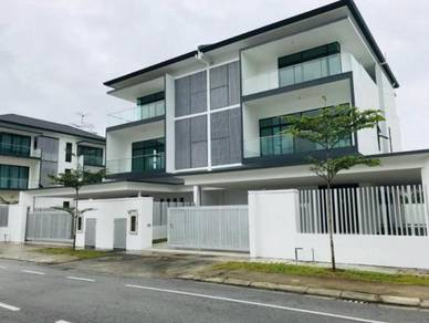 Jalan Song,New 3 storey luxury semi detatched for sale