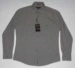 Kemeja Ben Sherman Double Pockets L/S (SIZE XL)