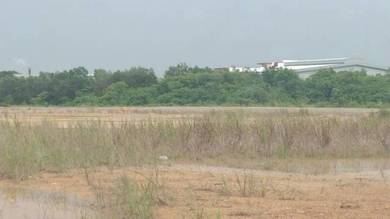Superb 4ac Land in Shah Alam for Sale. Good Buy!! Below Mkt Value!!