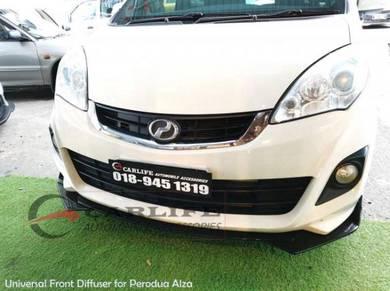 Universal Front Diffuser for Perodua Alza
