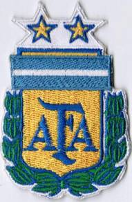 Argentina National Football Team FIFA Soccer Patch