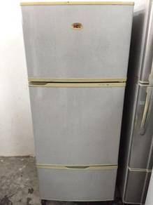 Fridge Refrigerator Peti Sejuk Ais Ice MEC Freezer