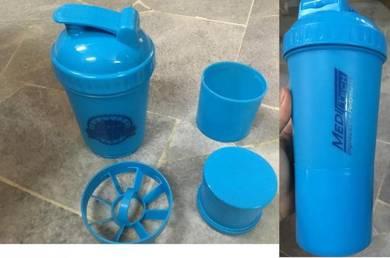 Meditech shaker blender bekas susu protein protin