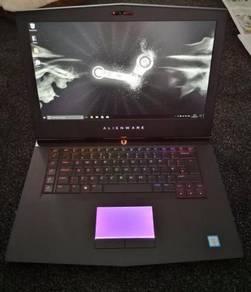 ALIENWARE 15 R3 Gaming Laptop - GTX 1070