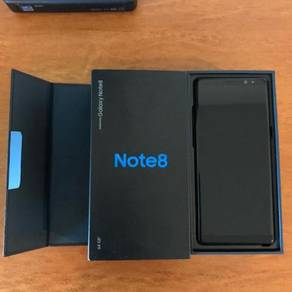 Samsung Galaxy Note 8 Bundle 64GB Midnight Black