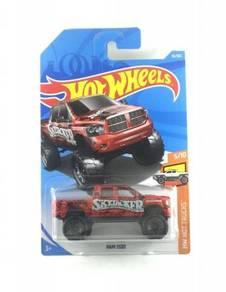 Hotwheels Dodge RAM 1500 #5 Skyjacker Red