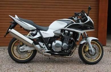 HONDA CB 1300 SA9 Retro Style Muscle Bike