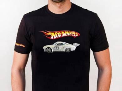 Tshirt Baju HOT WHEELS HW14 TSV Siap Pos Laju