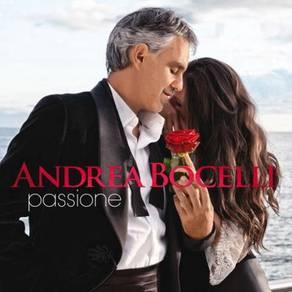 Andrea Bocelli Passione 180g 2LP