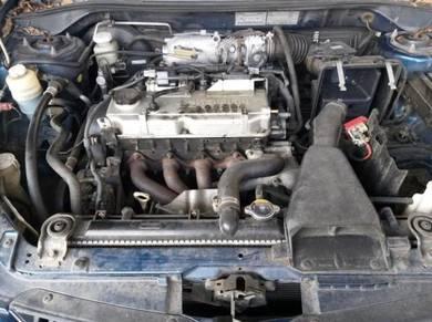 Waja Renault tukar Mitsubishi Engine