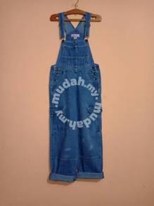 Overall Jeans Cargo Women - S.L.A. Saiz 30