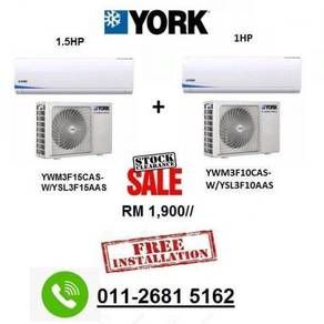 New york air conditioner promotion
