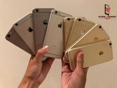 Iphone 6 64gb original MYset dan LLset