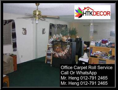 Simple Plain Carpet Roll With Install UN22