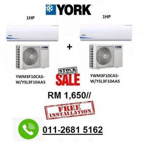 New york air conditioner clearence sale