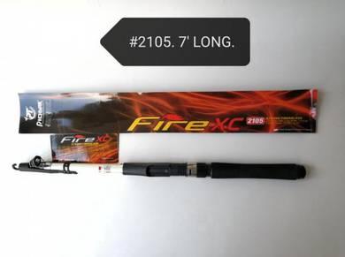 Pioneer FireXC 2105 Fishing Rod Joran Ikan Pancing