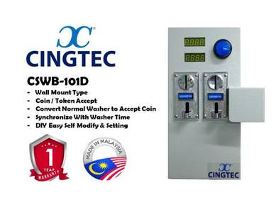 Laundry - Coin Operate Washer Control Box / Timer