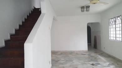 Sri Petaling Kuala Lumpur Double storey END LOT Unit