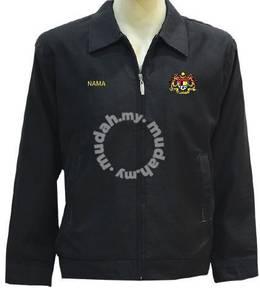 Jaket Korporat Hitam, Pattern B Brand Rightway