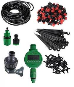 Drip Irrigation System Plant Water Timer Garden