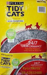 9.07kg PURINA TIDY CATS 24/7 PERFORMANCE