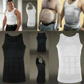 Baju Singlet Kurus Lelaki Ajaib Hilangkan Buncit