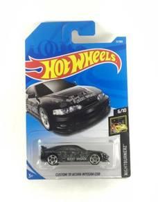 Hotwheels 2018 Custom Acura Integra GSR '01
