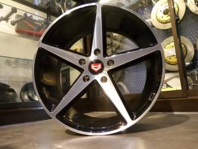 Vossen cg series design 18inc rim for bmw f10 f30
