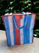 Plastic Nylon Traveling & Shopping Carry bag