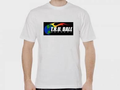 Tshirt Baju TRU BALL TSV Siap Pos Laju