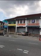 Air Itam Double Storey Shop Lot For Sale