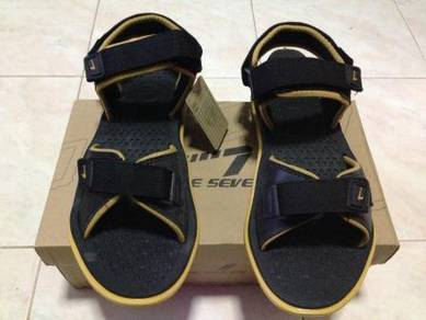 Sandal Line 7 size 39 Black Color