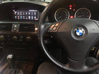 """BMW e60 8.8""""android player1"""