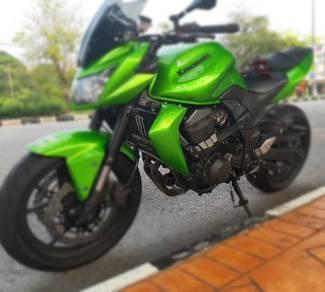 Kawasaki Z750 2012 CBU