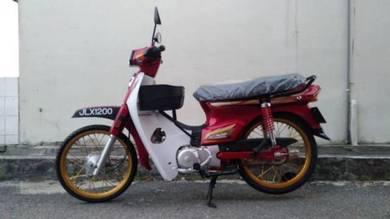 Honda ex5 sudah restore standard limited