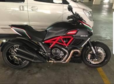Ducati Diavel 1198cc CBU