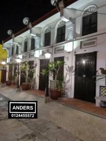 Heritage Shop Lot Lebuh Melayu Beach Street RARE BEST BUY REFURBISHED