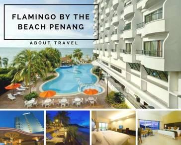 2D1N Flamingo By The Beach Penang