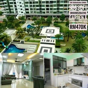 [Fully Furnish and Renovated] One Damansara Condominium