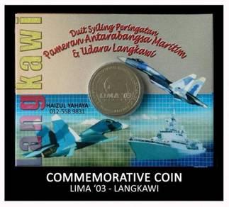 Syiling Peringatan - LIMA 2003