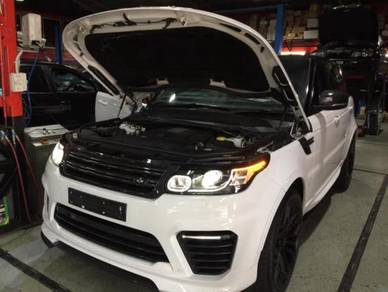 Range rover vogue velar specialist maintenance
