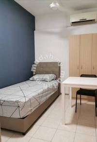 NEW Room, Ridzuan Condo(FREE aircond, FREE Utility, Wifi, Cleanning)