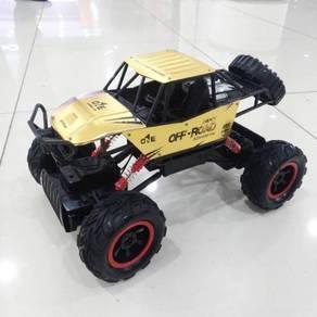 Rc 1:12 scale rock crawler 4wd